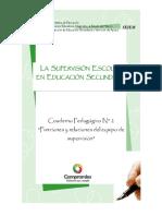 Supervision Cuaderno Pedagogico No 2