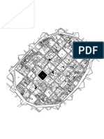 Plano Monumentos Centro Hitorico Trujillo-model