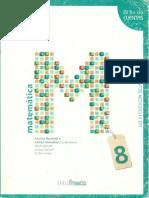 Muestra Matematica 8- Tinta Fresca
