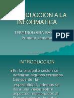 Semana 1 Introduccion a La Informatica