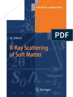 N. Stribeck - X-Ray Scattering of Soft Matter