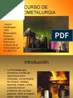 Curso de Pirometalurgia Introduccion