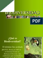 Biodiversidad Clase 1