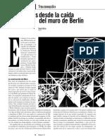 Veinte Años Desde La Caída Del Muro de Berlín - Ignacio Sotelo