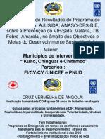 Apresentaçao Projecto CVA-PNUD Verdadeiro