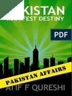 Pakistan Manifest Destiny