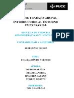 Informe Trabajo Grupal