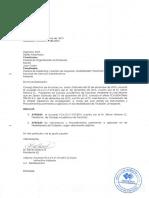 Estructura y Lineas de Investigacion CARRERAS