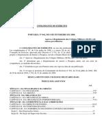 Regulamento Dos Colegios Militares R-69