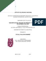 Descripcion Del Proceso de Fresado y Torneado en Sistemas Cad-cam