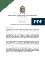 Bioseguridad y Esterilización en El Laboratorio de Microbiología Labo 1