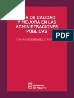 Modelo de Calidad en El Sector Público