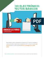 04.- Comercio Electrónico 10 Aspectos Básicos