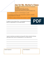 student teacher expectations contract copy