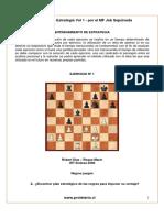 Ejercicios de Estrategia Vol 1 (Por El MF Job Sepulveda)