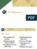 The MR Process Visit Us @ Management.umakant.info
