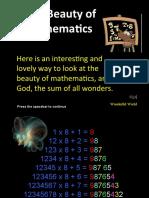 The-beauty-Of-mathematicsVisit Us @ Management.umakant.info