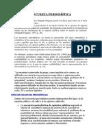 Encuestas Periodísticas - PERIODISMO