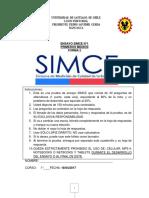 Ensayo Simce 1º Medio Andrea Gavia Forma 2 (1)
