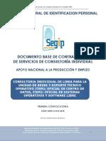 18 0340-00-820954 1 1 Documento Base de Contratacion