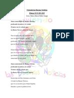 Himno II Ecjd 2015