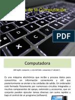 Hardware y Softwares - Ciencias de La Computación Creative Commons