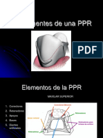 Prese5, Modificada Componentes PPR