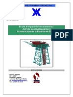 Etame Phase III Environmental Impact Assessment French