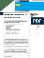 Megachorro _ Principios Optimización de Mapas de Inyeccion