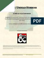 4e-to-5e Undead Horrors.pdf