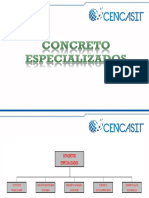 Clase tecnologia del concreto