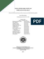 Makalah Mortalitas_Kelompok 3_Perikanan c 2015.docx