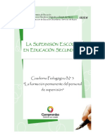 Supervision Cuaderno Pedagogico No 3