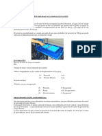 Metodos, Materiales, Procedimiento de Estabilidad