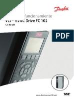VLT FC 102 Manual de Funcionamiento, MG11AK05