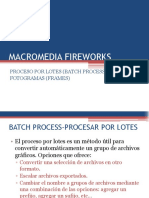 Batch Process