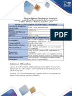 Informe Tecnico SO Linux Grupo26 DianaPeñaloza