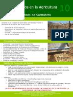 Agricola - Peligros Picado Mecanizado de Sarmiento