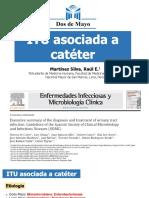 ITU Asociada a Cateter