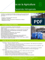 Agricola - Peligros de Aplicaciones Cianamida