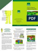 Agricola - Control de Riesgos en La Eliminación de Envases y Residuos de Plaguicidas