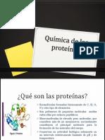 2. Química de Las Proteínas