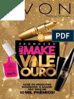 Folheto Avon Cosméticos - 09/2018