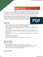 Bibliotecas Populares Piloto - Conabip