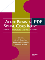 Acute Brain n Spinal Cord Injury