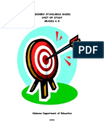 Alabama Archery Unit Grades 6-8