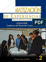 Sistematizacion de Experiencias