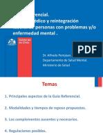Reposo Medico y Reintegracion Laboral de Personas Con Problemas Mentales Guia Referencial Dr.-alfredo-Pemjean