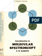 Introduction to Molecular Spectroscopy
