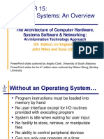 CHAPTER_15(Operating Systems an Overview)
